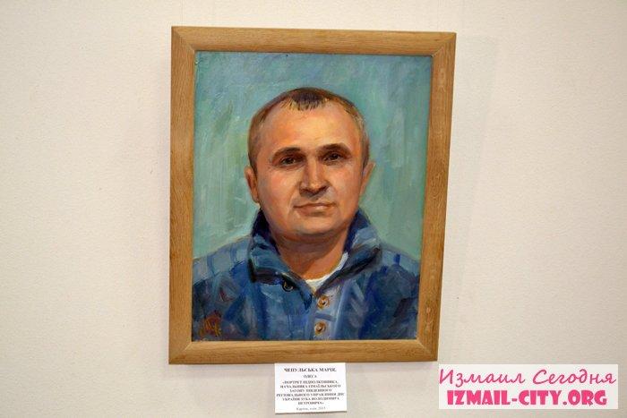 «Пограничное пространство» в Измаильской картинной галерее