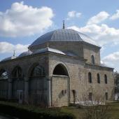Диорама. Мечеть XVI век