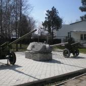 Диорама. Артиллерия