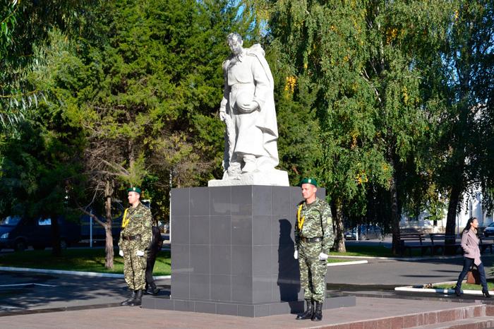 Измаил. День защитника Украины