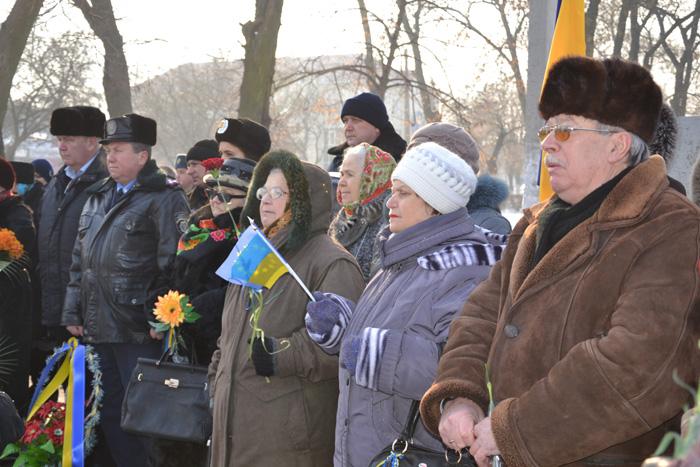 День Соборности Украины в Измаиле