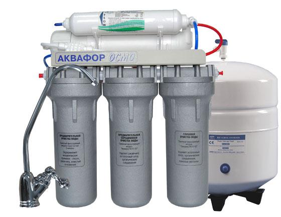 Фильтры Аквафор для очистки воды