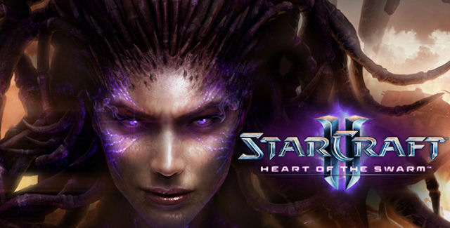 StarCraft II: Heart of the Swarm скачать торрент