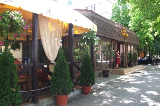 рестораны в Одессе