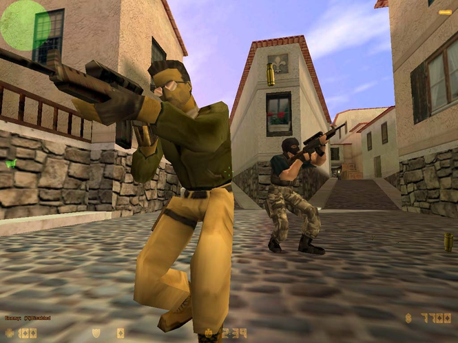 скачать Counter-Strike 1.6