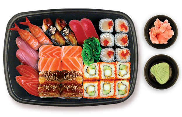 Заказать суши в Днепропетровске